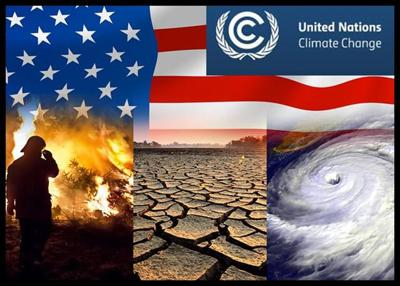 US Notifies UN Of Withdrawal From Paris Agreement On Climate Change