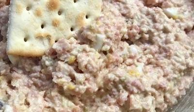 2021-03-31 Ham Salad Coalcracker