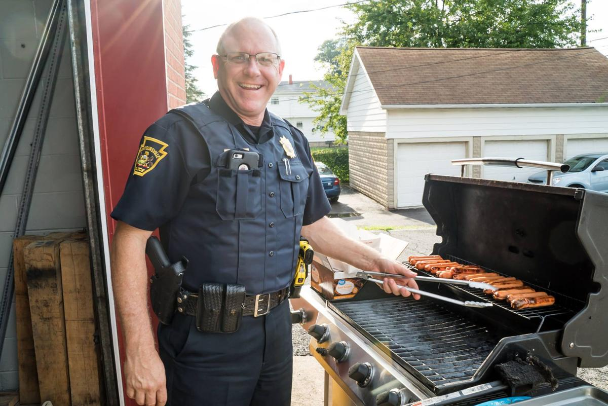 Chief Gyurina - Montoursville National Night Out from last year _ 2019
