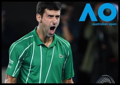 Djokovic Wins Eighth Australian Open Title