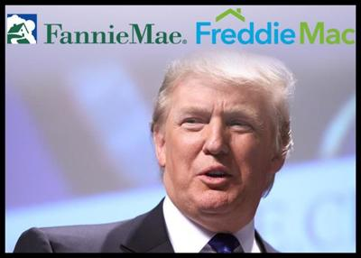 Trump Administration Proposes To Privatize Fannie Mae, Freddie Mac