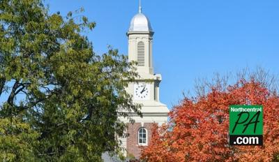 lycoming college clock tower