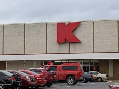 Kmart in Williamsport Nov. 2018