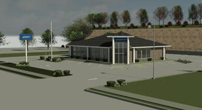 Susquehanna Community Bank rendering