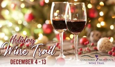 holiday wine trail columbia montour 2020
