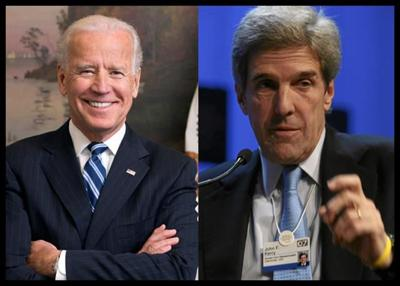 Ex State Secretary John Kerry Endorses Joe Biden For President