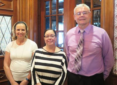 Albright Care Services employees recognized for years of service - photo