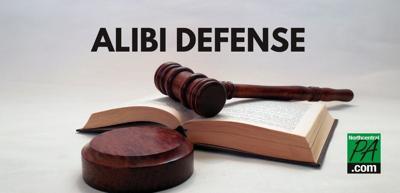 Alibi defense