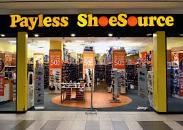Payless ShoeSource stock image