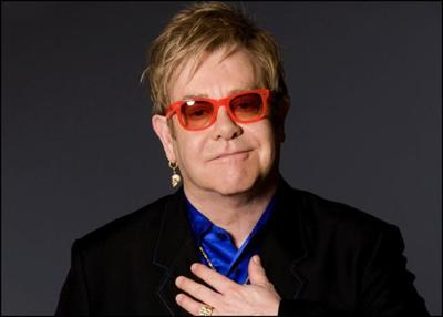 Elton John Named Top Touring Act Of The Fall For Second Year In A Row