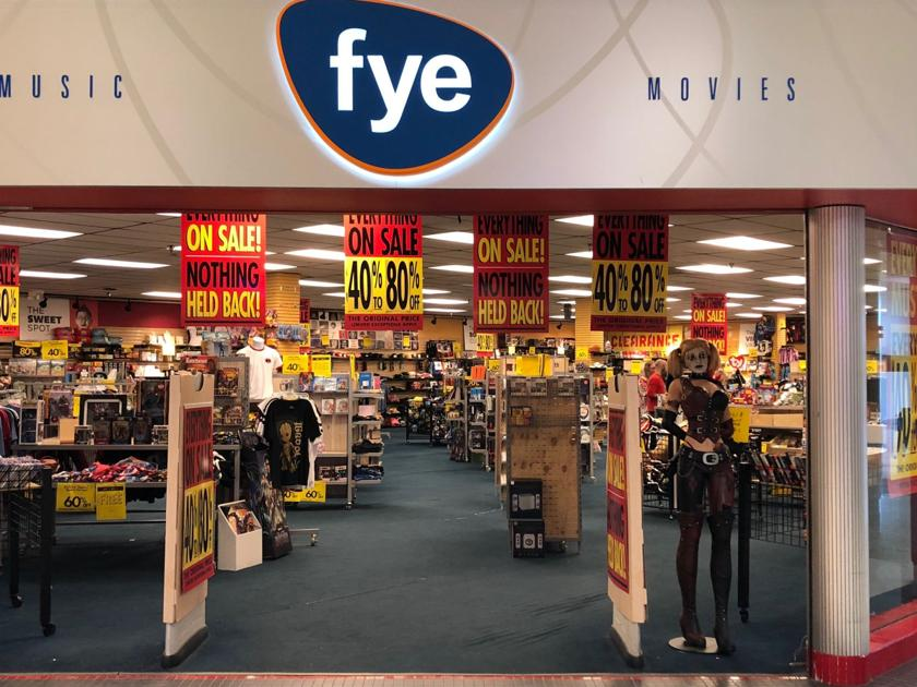 Fye At Lycoming Mall Closing By August Business