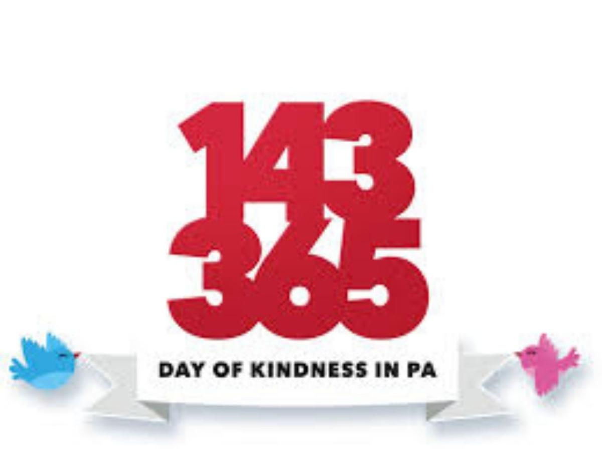 Pennsylvania's second annual 1-4-3 day takes on new meaning during COVID-19 crisis PHOTO
