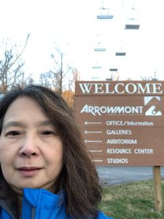 LHU - dean attends residency at Arrowmont School of the Arts & Crafts - photo