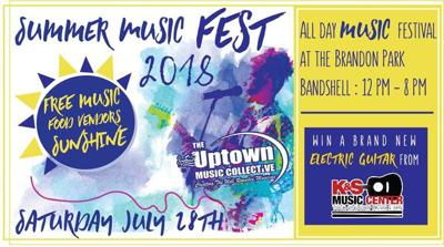 Backyard Broadcasting Williamsport Pa uptown music collective presents summer music fest on july 28 | life