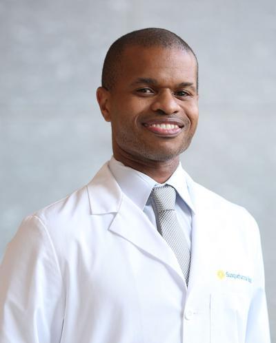 UPMC column summer sports safety - Dr. Ronald Campbell head shot