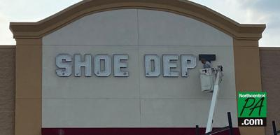 Shoe Dept. moving to Lycoming Crossing _ 2021