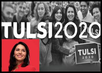 Tulsi Gabbard Takes Break From Campaign For Army Duty