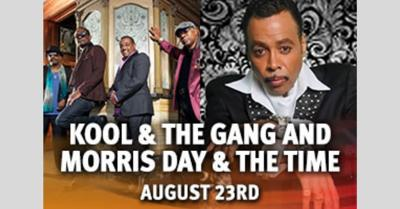 kool and gang giveaway