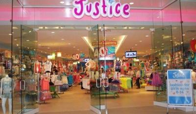 Justice store closing _ 2020