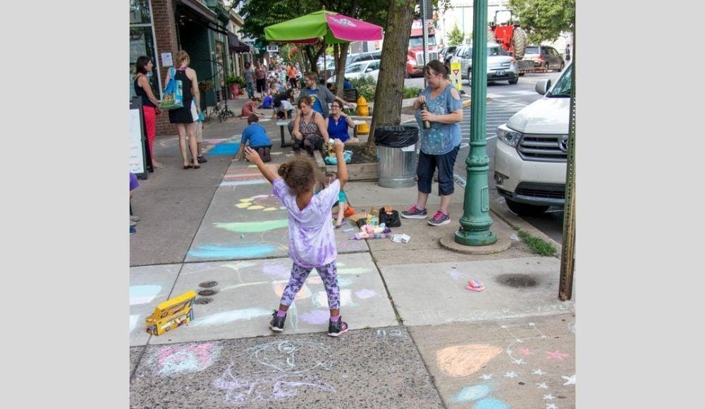 sidewalk chalk festival 2