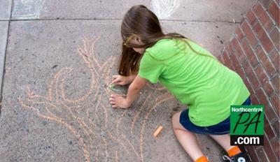 sidewalk chalk festival 1