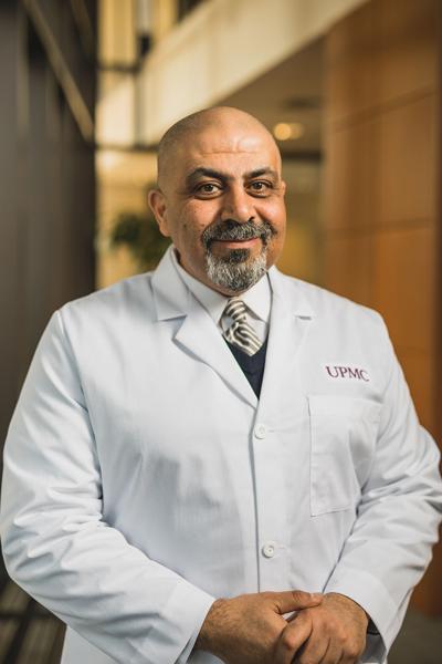 Dr. Abdalla Sholi - UPMC Susquehanna director of oncology