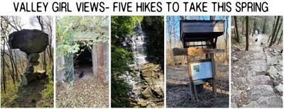 5 hikes