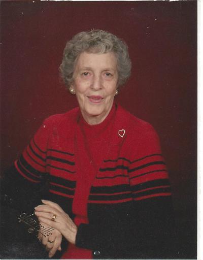Obit: Gladys R. Grove