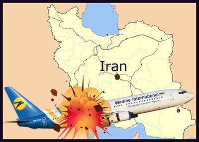 All 176 On Board Ukrainian Plane Killed In Iran Crash