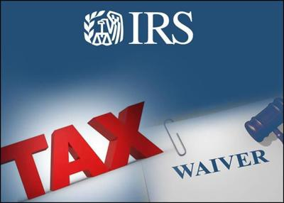 IRS Waives Tax Penalty For Eligible 2018 Tax Filers