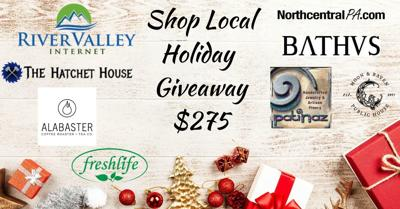 SHop Local 2019 Holiday Giveaway