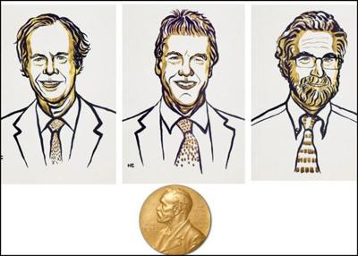 3 Scientists Win Nobel Prize For Discovering How Cells Sense Oxygen Levels