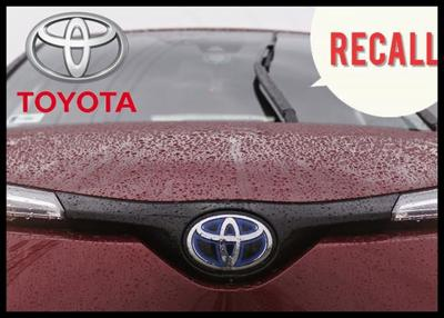 Nearly 700K Toyota, Lexus Vehicles Recalled In U.S. For Faulty Fuel Pumps
