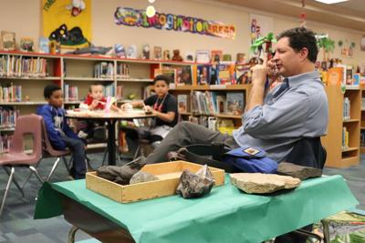 Career Cafe: Geologist, Bucknell University Professor Speaks to Stevens Students