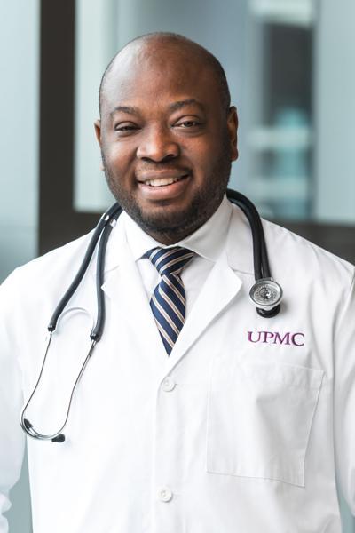 Dr. Olamide Kolade - UPMC Susquehanna new OB GYN