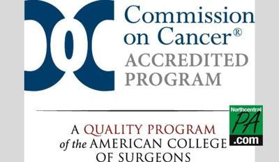 commission on cancer logo