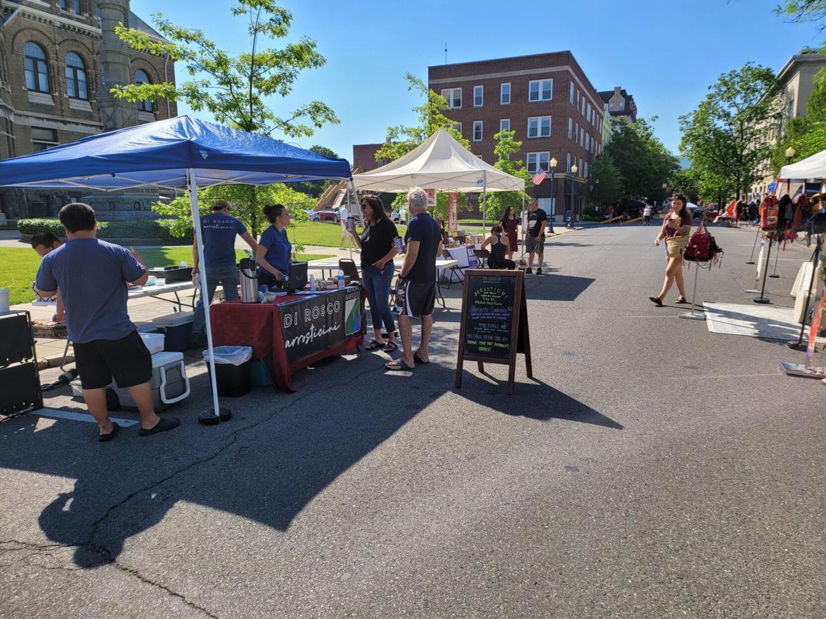 First Saturday in downtown Williamsport