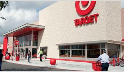 Target store exterior photo _ 2020