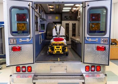 Paramedics serve amid uncertainties during pandemic