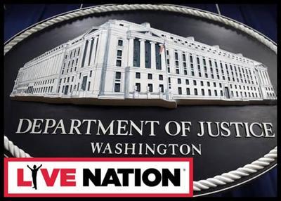 Live Nation Settles Antitrust Violations Over Ticketmaster Deal