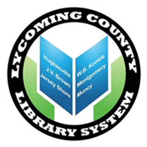 Lycoming County Library System logo