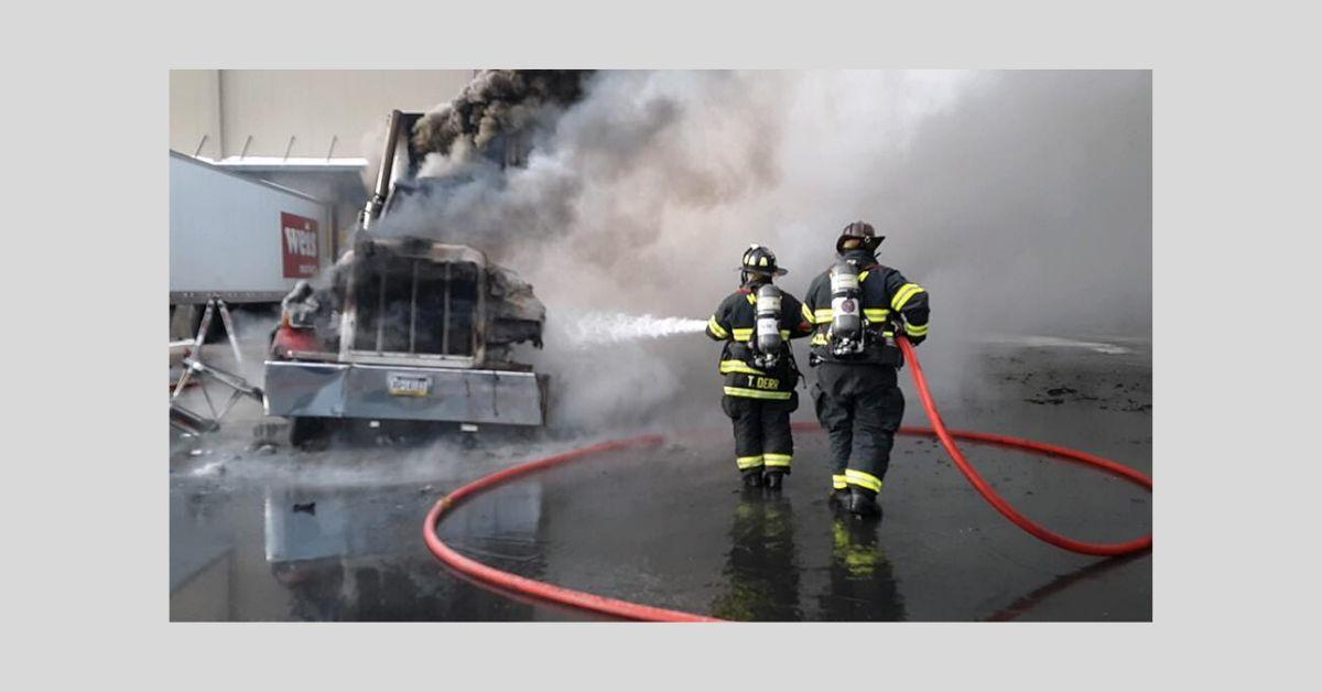 Weis warehouse fire pic 2 _ 2020