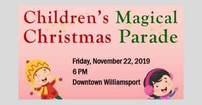 Children's Magical Christmas Parade' kicks off holidays in