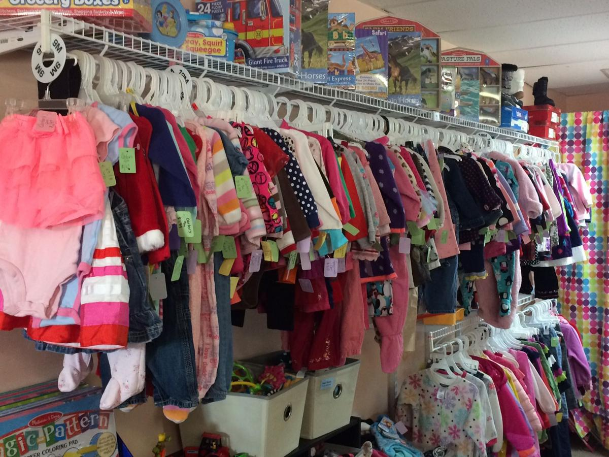 0375399be03 Kidscycle sells gently used children s clothing from infant sizes to size  14. The store s third birthday celebration will be January 19 and 20