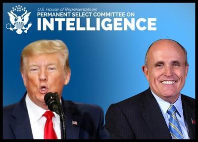 House Subpoenas Trump Lawyer Giuliani For Ukraine Documents