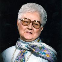 Obit: Irma L. Wertman