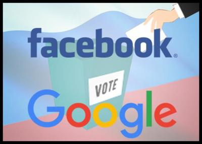 Russia Alleges Google, Facebook Interference In Elections