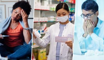 FDA flu photos
