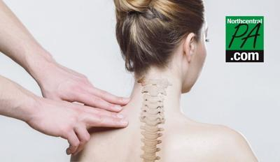 neck pain graphic