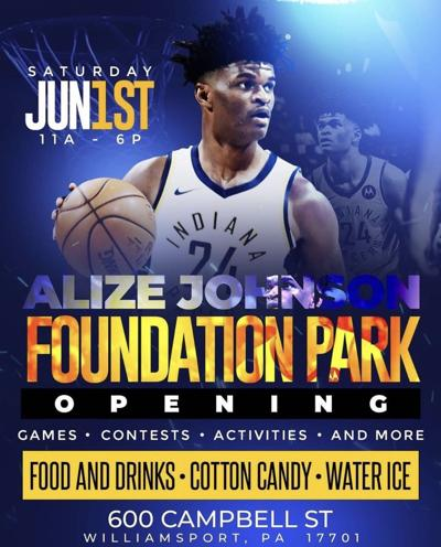 Alize Johnson Foundation Event
